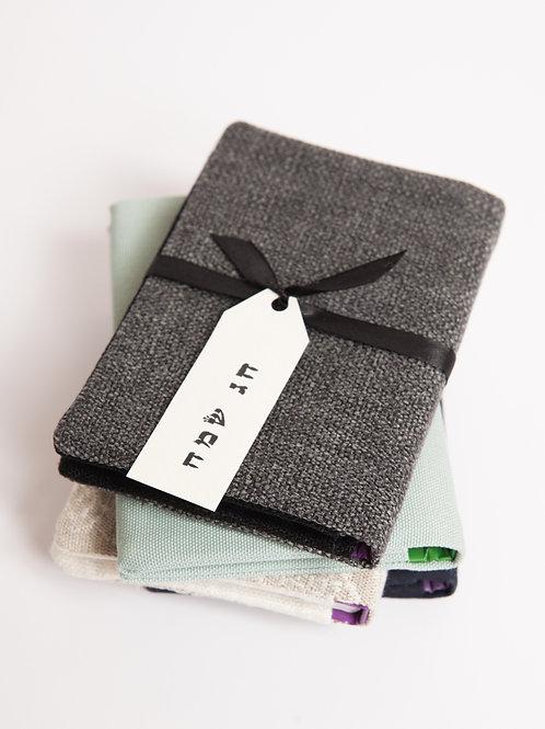 מחברת שורות בינונית, Notebook