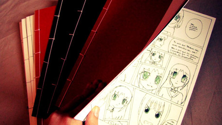 Animation au collège : atelier manga