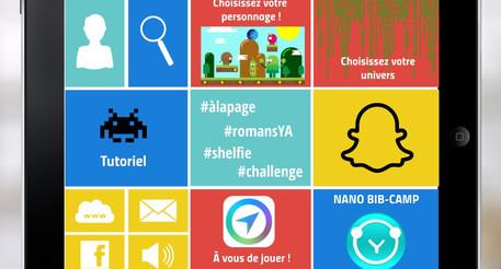 Animation CNLJ/BDP Saint-Quentin : 2 jours sur les ados, leurs pratiques et les tendances romans !