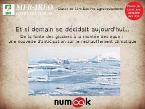 Un livre augmenté à découvrir à l'Institut Rural de Condé sur Vire.