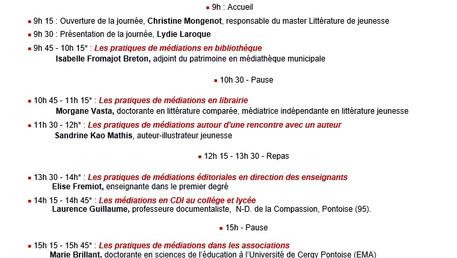 Conférence sur les enjeux de la Lije en librairie pour l'Espé de Versailles