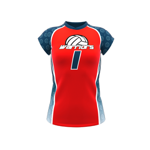 Volleyball - Ladies Cap Jersey