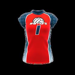 Volleyball - Ladies Cap Jersey