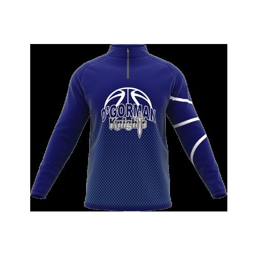 Off-Field - Qtr Zip Pullover