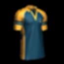 Cricket Raglan Polo - Mens Front.png