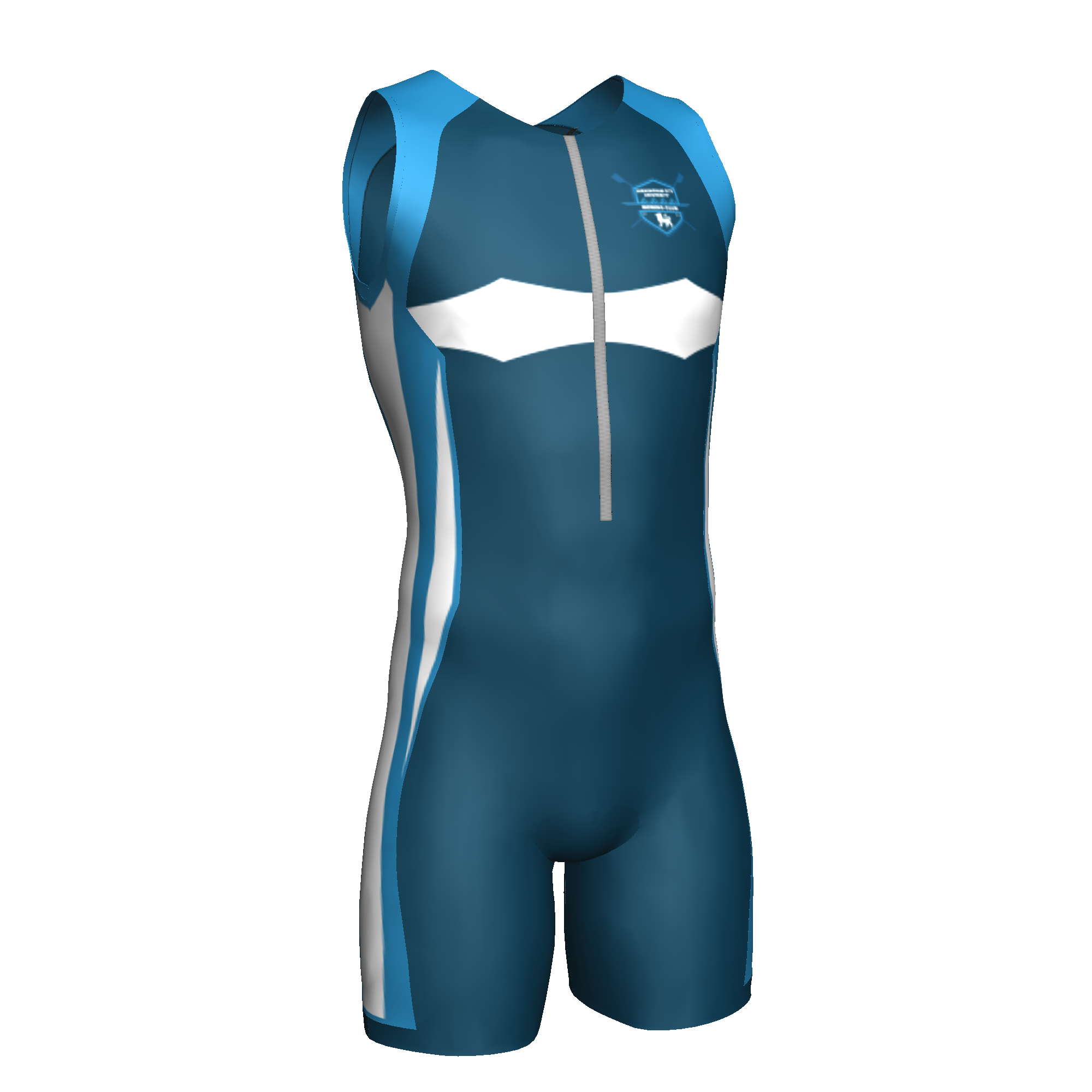 Rowsuit Mens Front