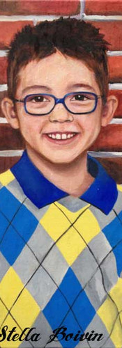 Portrait de Jacob