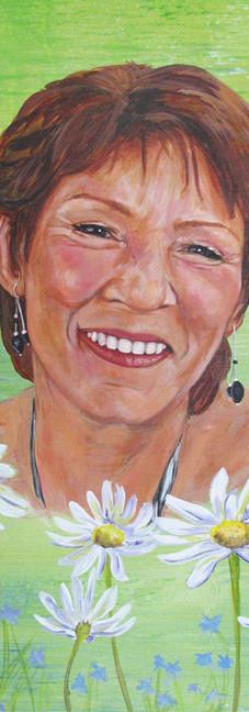 Portrait de Monique