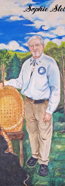 Commande de portrait Vendue