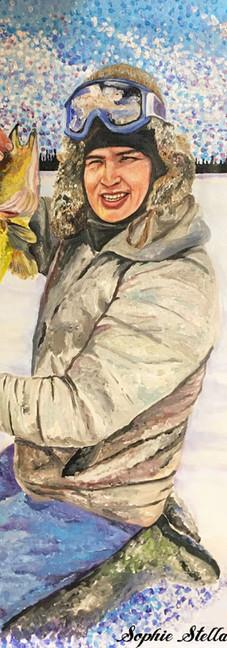 Portrait of Chiiwetin