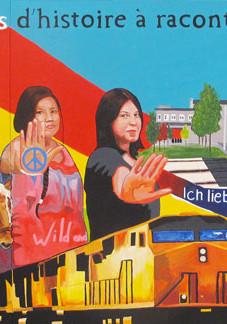 Murale participative pour les 150 ans de Joliette