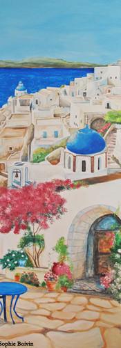 Murale Grèce