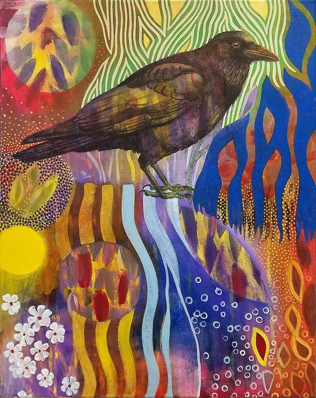 Crow Dawn