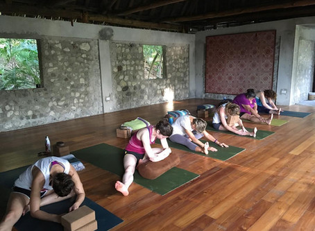 Three Things to Consider When Starting a Yoga Practice