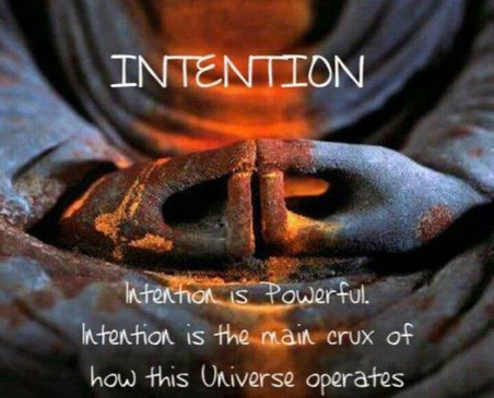 Intention
