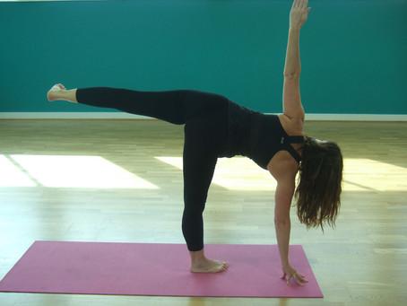 Yoga Pose of the Month: Half Moon Pose (Ardha Chandrasana)