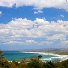 Coastline from Blue Spirit