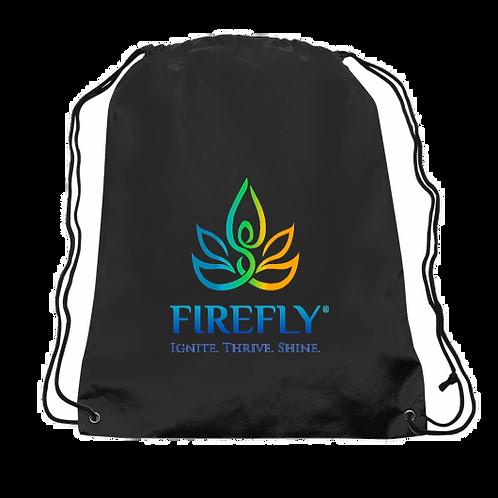 Firefly Drawstring Bag