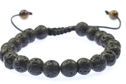 Lava Stone Bracelet Good for Healing and Energy …