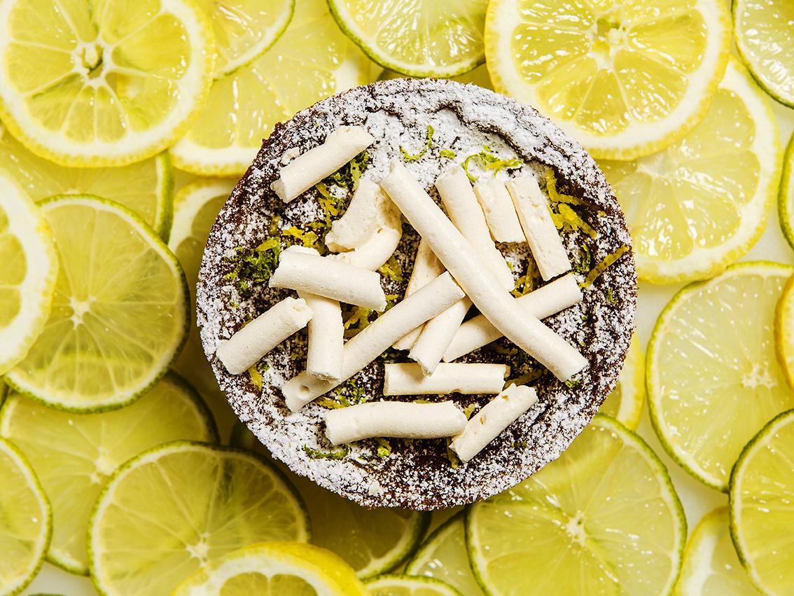 tarte aux citrons fait maison