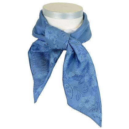 Silkesjal - Tuva Blå