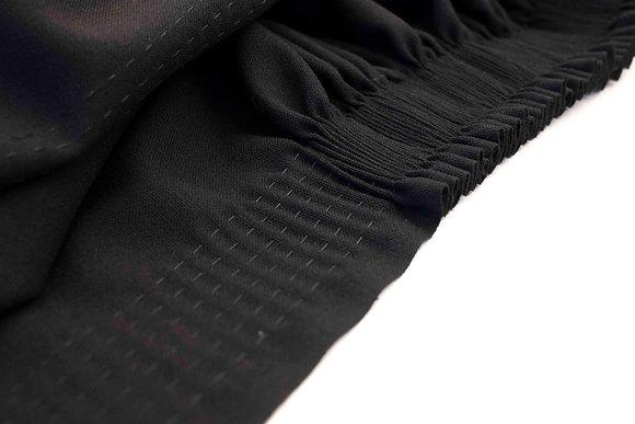 Materialpakke stakken - Toskaft Spelsau - Med rynketråder