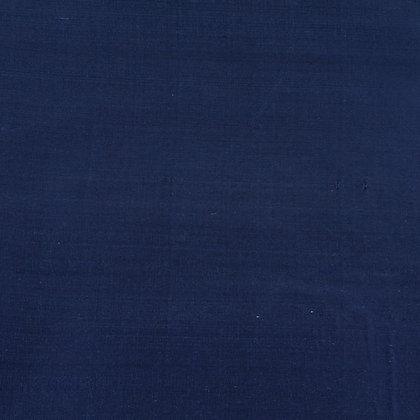 Silke Dupion Blå