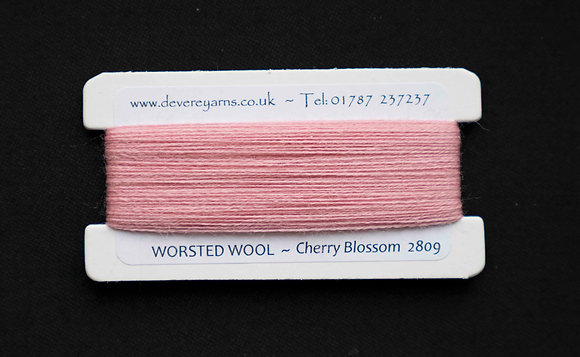 Broderigarn - Ull - Cherry Blossom