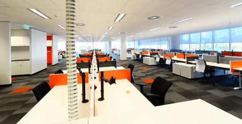 Office fit out Rhodes business park