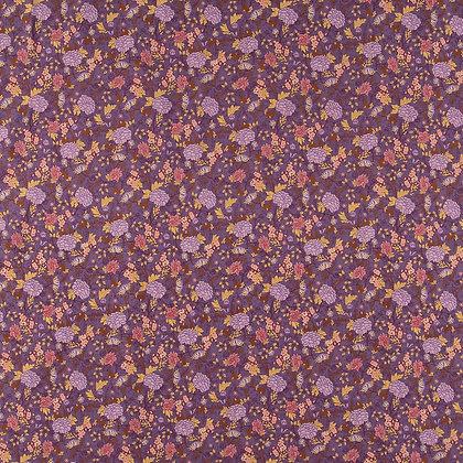 Bomull - Purple