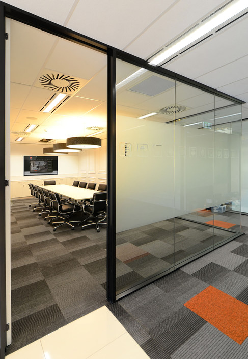 Office Fit out Rhodes Business park