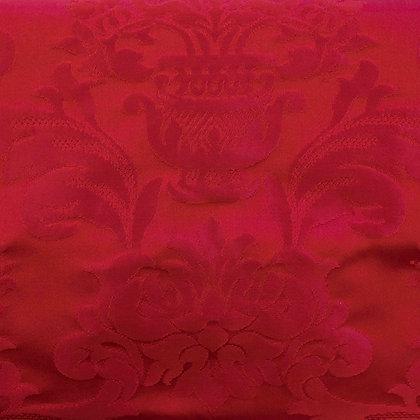 Damask - Alicia Klar Rød