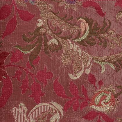Brokade - Balmorial Rød