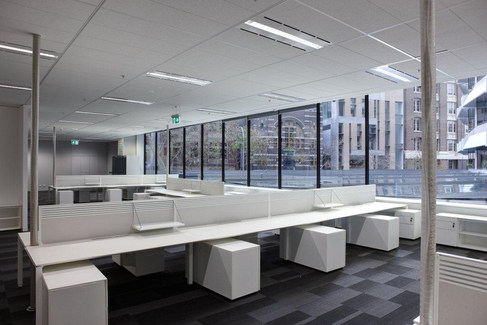 Office fit out North Sydney
