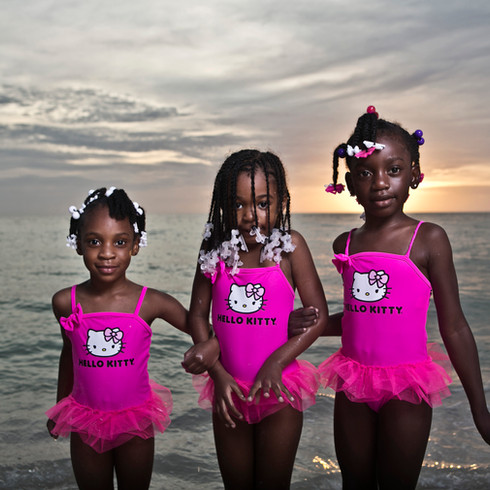 Beachgirls, Florida.