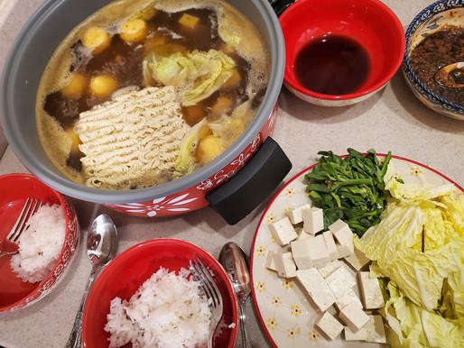 OCTongue: Homemade Shabu Shabu & Served Korean Food