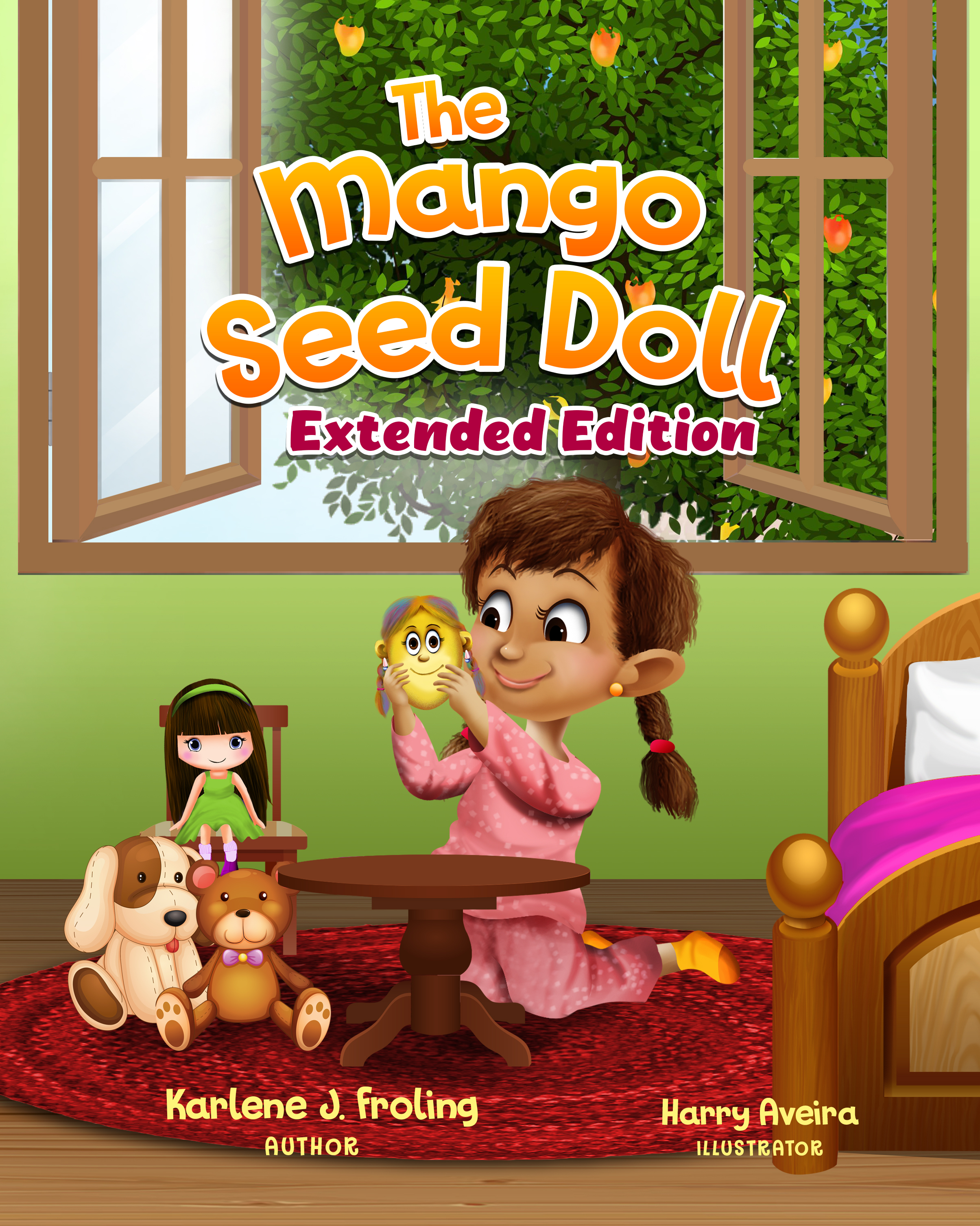 The Mango Seed Doll Extended Edition