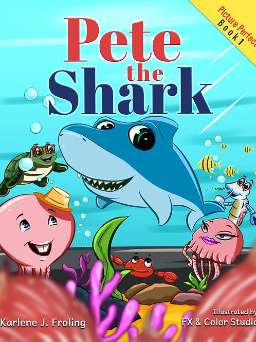 Picture Perfect: Pete The Shark