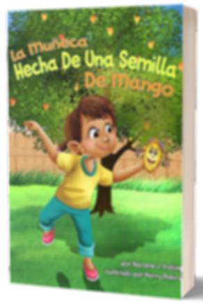 The Mango Seed Doll, Spanish Edition