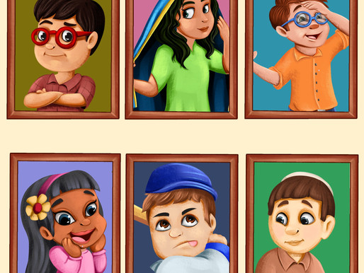 How to Teach Ours Kids About Diversity With I Love Being Me, Uniquely Me