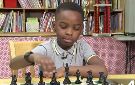 Homeless Boy Who Loves Playing Chess Is Now A Chess Master.