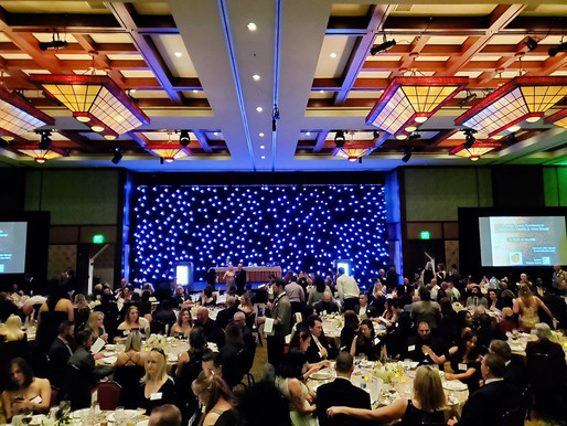 OCTongue SERVED:  Flashback to February: Black-Tie Gala for 450 at Disney's Grand Californian Hotel