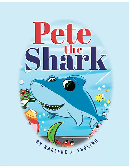 Pete the Shark- Website Partial Inside P