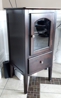 Petite meuble utilitaire.