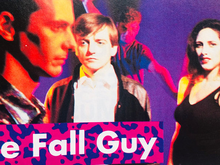 A Chat with The Fall Guy - Mark E. Smith