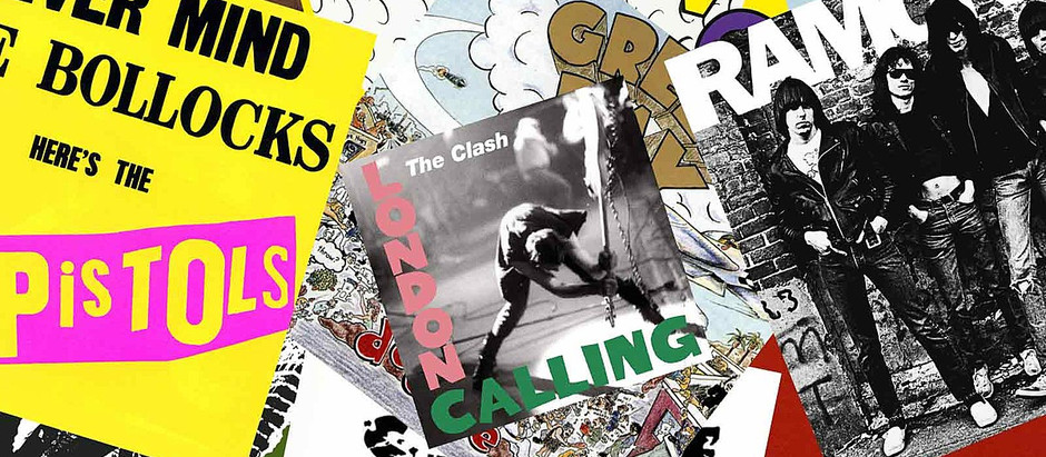 10 Classic Punk Albums You Simply Need To Own On Vinyl Before You Cark It!