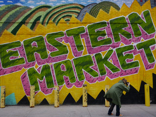 Eastern Market Stroll