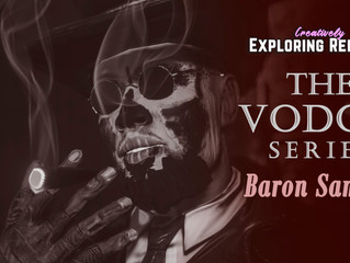 Creatively Exploring Religion #1 : Baron Samedi