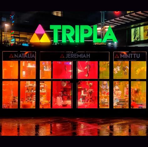 Prisma Tripla, 2019