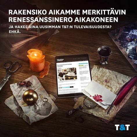 Tekniikka & Talous, 2019